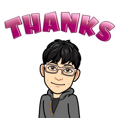 THANKS 北九州市小倉で韓国語を楽しく習うならひまわり韓国語教室 金鍾潤(キムジョンユン)
